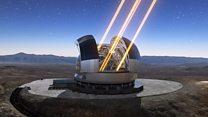 Work starts on world's largest telescope