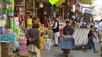 همزمان با شروع ماه رمضان افزایش قیمت مواد غذایی در افغانستان