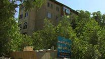 حادثه مرگبار دو جوان کابلی در کانتینر