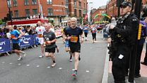 'Defiant' Great Manchester Run held