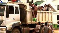 درگیری ارتش فیلیپین با شورشیان اسلامگرا در جنوب؛ بسیاری از ساکنان مجبور به فرار شدند