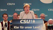 ميركل: ليس بوسع أوروبا الاعتماد على أمريكا أو بريطانيا