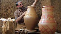 الفخار السوري: تراث عريق يرتد إليه للسكان