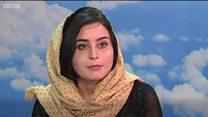 ทีวีโดยผู้หญิงเพื่อผู้หญิงในอัฟกานิสถาน