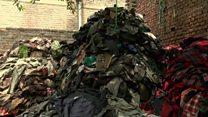 L'Afrique, grand consommateur de fil recyclé made in India