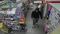 Manchester saldırısı: Alışveriş görüntülerindeki kişi saldırgan olabilir