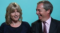 Election blind dates: Nigel Farage and Rachel Johnson