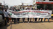Cameroun: commission d'enquête sur les crimes