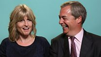 Farage and Johnson's election blind date