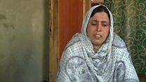 انڈیا کے زیرِ انتظام کشمیر میں پھنسی پاکستانی خاتون کی کہانی