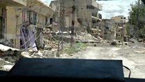 نبرد موصل با نزدیک شدن به بخش غربی سختتر میشود