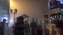 Baghdad car bomber targets Ramadan crowd