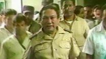 مرگ ژنرال نوریهگا؛ رهبر سابق پاناما