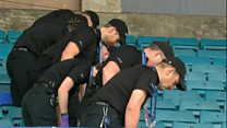 'Layers of police' for Champions League