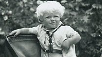Jeremy Corbyn shares his baby photos