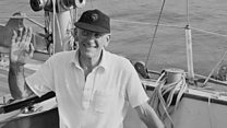 Sir Francis Chichester's Worldwide Solo Voyage