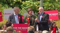 Corbyn announces he's taking part in TV debate