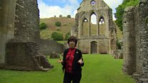 Уроки аббатства Вэлли-Крусис в Северном Уэльсе