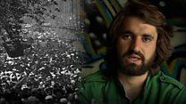 Kashmir: The teenage protesters seeking quiet lives