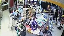 CCTV images released of violent robbery in East Sussex