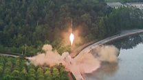 آمریکا آزمایش رهگیری موشکهای بین قارهای را با موفقیت انجام داد