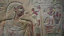 من أين ينحدر المصريون القدماء؟