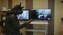 A Google, des artistes mettent la réalité virtuelle au service de la peinture