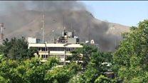 حمله انتحاری امروز صبح کابل