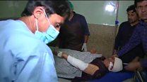 ТВ-новости: взрыв в центре Кабула, десятки погибших, сотни раненых