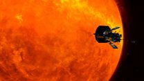 ناسا تطلق مسبارا إلى الغلاف الجوي للشمس