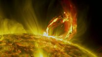 گام بلندپروازانه ناسا در پرتاب کاوشگر خورشیدی پارکر