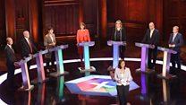 Election debate highlights