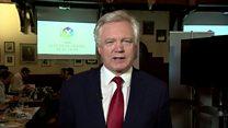 Davis defends May's debate no-show