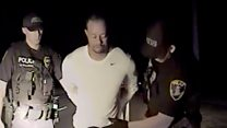 Police release Tiger Woods dashcam video