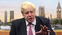 Boris Johnson on Brexit, Corbyn and £350m a week