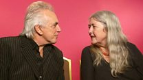 Election blind dates: Peter Stringfellow and Mary Beard