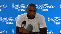 LeBron James: Racism is hidden but alive