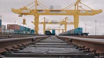 Новий шовковий шлях: сухий порт у Казахстані