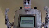 У Німеччині з'явився робот-священик BlessU-2