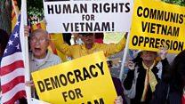 Nhân quyền đã 'nhỏ đi' trước thương mại?