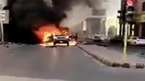 Car bomb explodes in Saudi Arabia