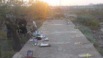 عفو بین الملل می گوید ایران گورهای دست جمعی را تخریب نکند
