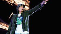 """Berkat Eminem, kata """"stan"""" masuk kamus Oxford"""