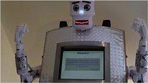 В Германии появился робот-священник