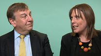 Election blind dates: John Whittingdale and Jess Phillips