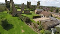 Unique property goes up for sale in North Yorkshire