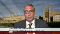 Housebuilding fuels construction growth