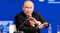 Putin on Paris: Don't worry, be happy