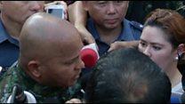 """Напавший на казино в Маниле """"не был террористом"""""""