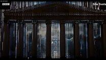 Невероятные световые шоу объединяют технологии и искусство
